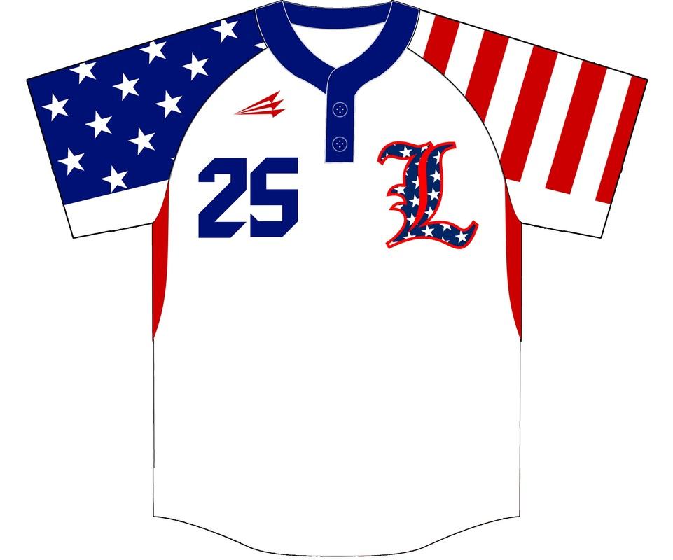 patriotic jerseys