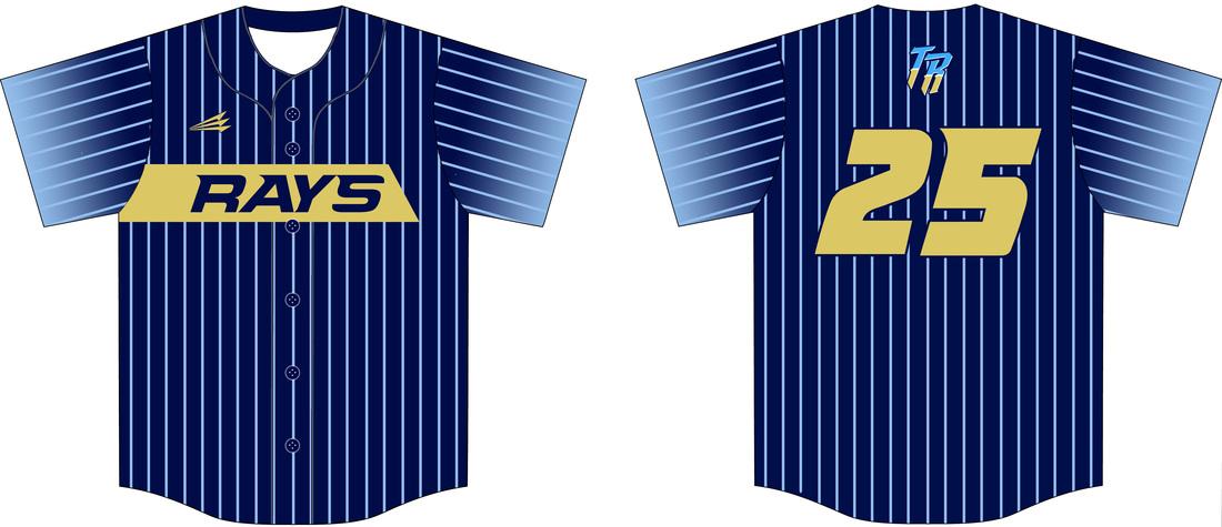 Triton rays baseball jerseys custom baseball jerseys the batch 6 malvernweather Image collections