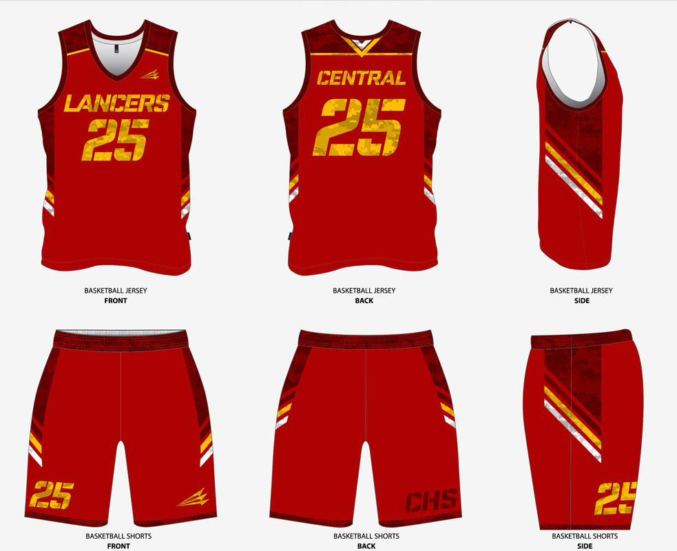 Nba Jersey Design