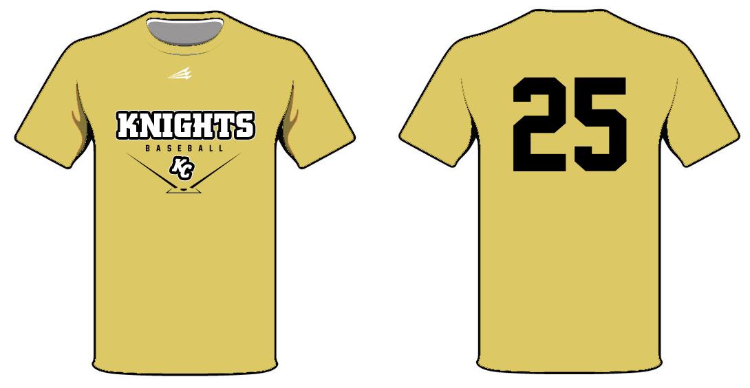 Kc knights custom modern baseball jerseys custom for Custom baseball shirts no minimum