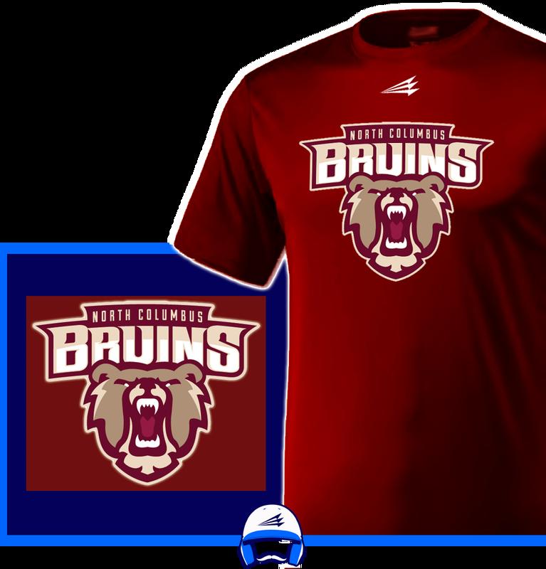 Performance t shirt graphic designs custom baseball for Baseball jersey t shirt custom