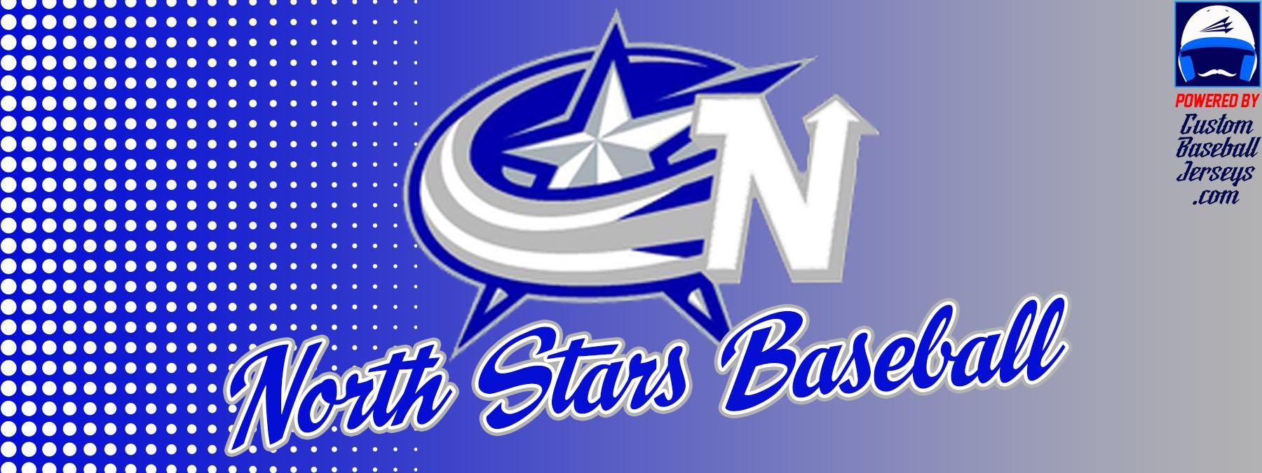 ec8b51588 North Stars (Warren) Custom Throwback Baseball Jerseys - Custom Baseball  Jerseys.com - The World s  1 Choice for Custom Baseball Uniforms