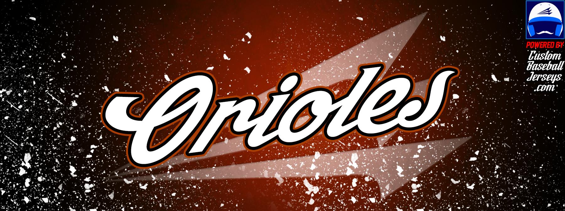 ce2bcfd2a Orioles (Bramlett) Custom Throwback Baseball Jerseys - Custom Baseball  Jerseys.com - The World s  1 Choice for Custom Baseball Uniforms