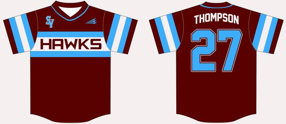 c081b233 All custom jerseys are only $49.99 each - unlimited customization is  included. Plus FREE Ground Shipping 10% off discount for a second set of  custom ...