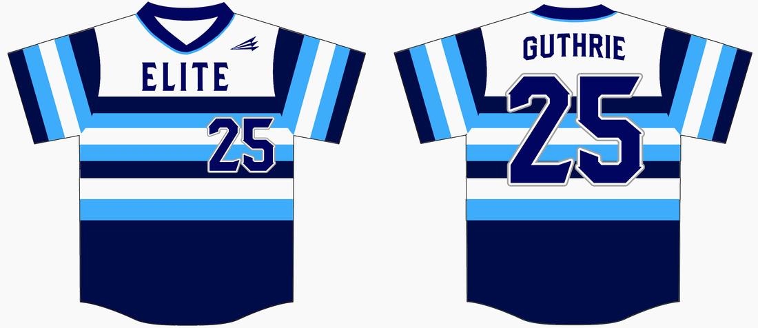 buy popular 718bb 238c2 Northern Indiana Elite Custom Baseball Jerseys - Custom ...